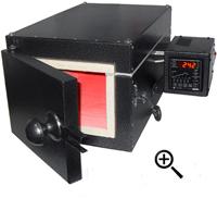 Муфельная печь ПМ-1500