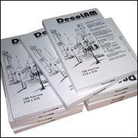 Ламинационная бумага для деколи